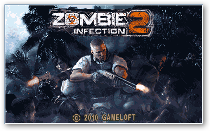 Zombie Infection 2-Touchscreen 400×240 Landscape | TechnoZodiac