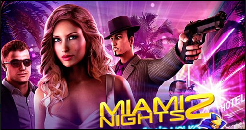 Miami Nights 2: The City is Yours - java game for mobile